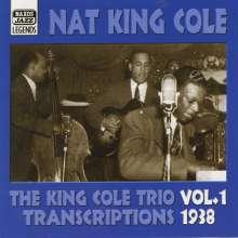 Nat King Cole (1919-1965): The King Cole Trio Transcriptions Vol. 1, CD