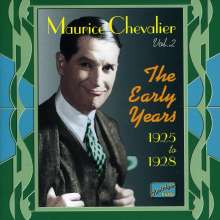 Maurice Chevalier: The Early Years Vol. 2, CD