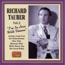Richard Tauber - I'm in Love with Vienna, CD