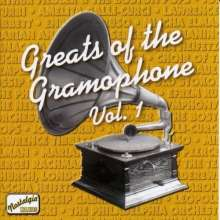 Greats Of The Grammophon Vol.1, CD