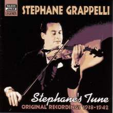 Stephane Grappelli (1908-1997): Stephane's Tune, CD