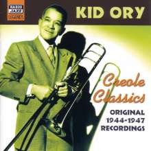 Kid Ory (1886-1973): Creole Classics, CD