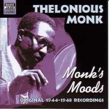Thelonious Monk (1917-1982): Monk's Moods, CD
