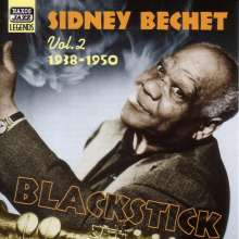 Sidney Bechet (1897-1959): Blackstick Vol. 2 - 1938 - 1950, CD