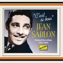 Jean Sablon: C'est Si Bon, CD