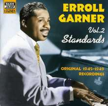 Erroll Garner (1921-1977): Standards Vol. 2, CD