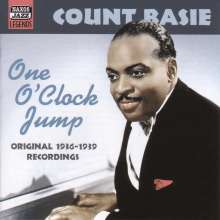 Count Basie (1904-1984): One O'Clock Jump, CD