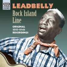 Leadbelly (Huddy Ledbetter): Rock Island Line, CD