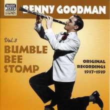 Benny Goodman (1909-1986): Bumble Bee Stomp, CD