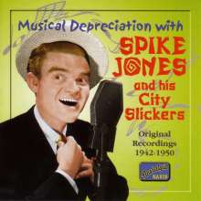 Spike Jones: Musical Depreciation, CD