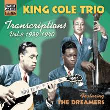 Nat King Cole (1919-1965): The King Cole Trio Transcriptions Vol. 4, CD