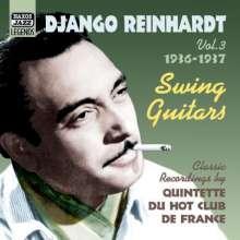 Django Reinhardt (1910-1953): Swing Guitars, CD