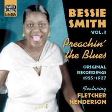 Bessie Smith: Preachin' The Blues, CD