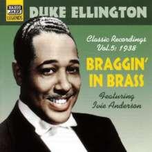 Duke Ellington (1899-1974): Braggin' In Brass, CD
