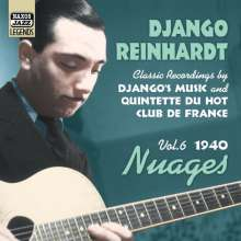 Django Reinhardt (1910-1953): Nuages, CD