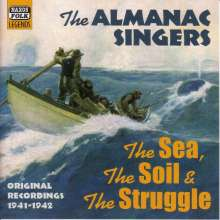 Almanac Singers: The Sea, The Soil & The Struggle, CD