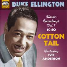 Duke Ellington (1899-1974): Cotton Tail, CD