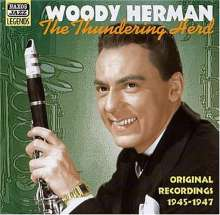 Woody Herman (1913-1987): Thundering Herd, CD