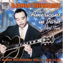 Django Reinhardt (1910-1953): Americans In Paris Part Two, CD