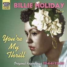 Billie Holiday (1915-1959): You're My Thrill, CD