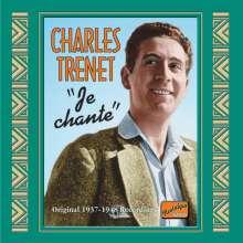 Charles Trenet: Je Chante, CD