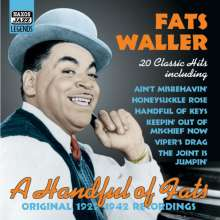 Fats Waller (1904-1943): A Handful Of Fats, CD