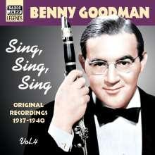 Benny Goodman (1909-1986): Sing, Sing, Sing, CD
