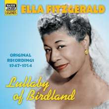 Ella Fitzgerald (1917-1996): Lullaby Of Birdland, CD