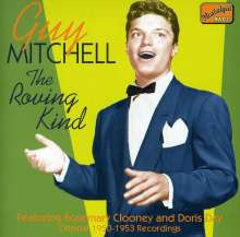 Guy Mitchell: The Roving Kind, CD
