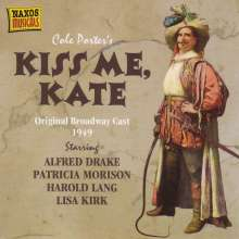 Cole Porter (1891-1964): Kiss Me, Kate, CD