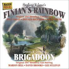 Finian´s Rainbow/Brigadoon, CD