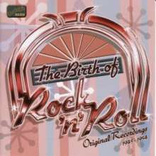 The Birth Of Rock'n'Roll, CD