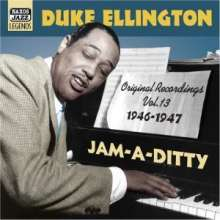 Duke Ellington (1899-1974): Jam-A-Ditty, CD
