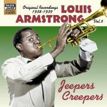 Louis Armstrong (1901-1971): Jeepers Creepers, CD