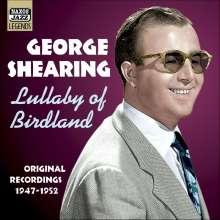 George Shearing (1919-2011): Lullaby Of Birdland, CD