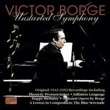 Victor Borge - Unstarted Symphony, CD