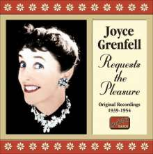 Joyce Grenfell: Requests The Pleasure, CD