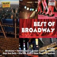 Best Of Broadway, 2 CDs
