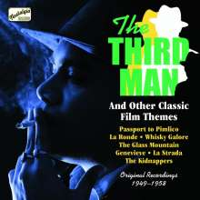 The Third Man And Other..., CD