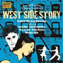 Musical: West Side Story: Original 1957 Cast, CD