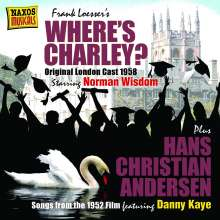 Where's Charley (Original London Cast 1958), CD