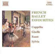 French Ballet Favourites, CD
