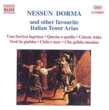 Nessun Dorma - Berühmte Opernarien, CD