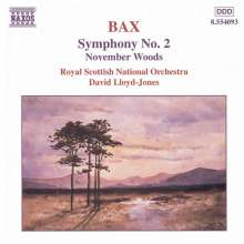 Arnold Bax (1883-1953): Symphonie Nr.2, CD
