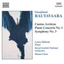 Einojuhani Rautavaara (geb. 1928): Symphonie Nr.3, CD