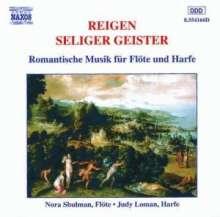 "Musik für Flöte & Harfe ""Reigen seliger Geister"", CD"