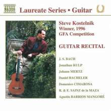 Steve Kostelnik - Guitar Recital, CD