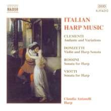 Claudia Antonelli - Italian Harp Music, CD