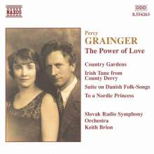 Percy Grainger (1882-1961): Orchesterwerke, CD