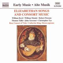Elizabethan Songs & Consort Music, CD